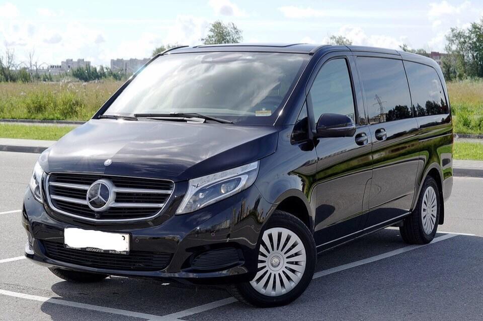 Mercedes V-Classe VIP