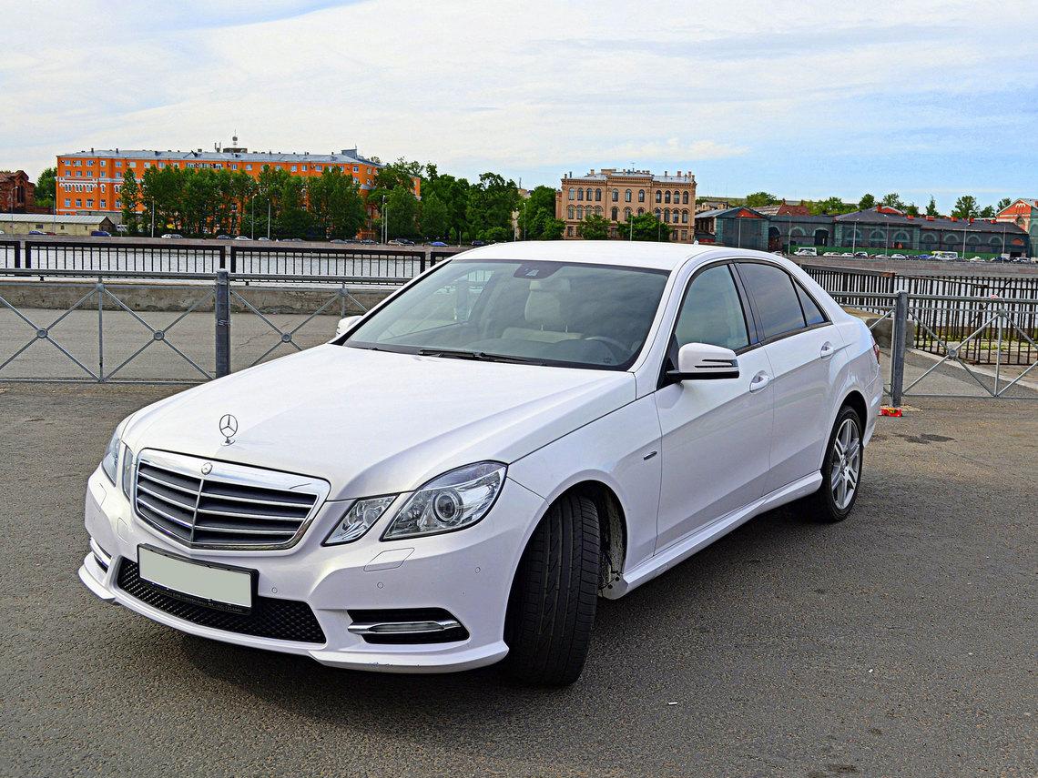 Mercedes w212 amg