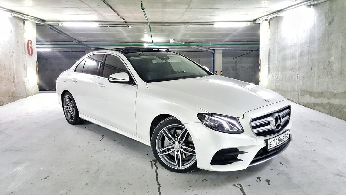 Mercedes W213 AMG